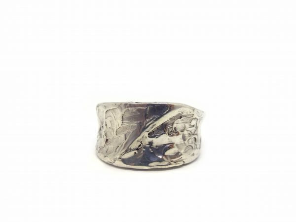 "Anello ICUDAL ""Wave"" in Argento"