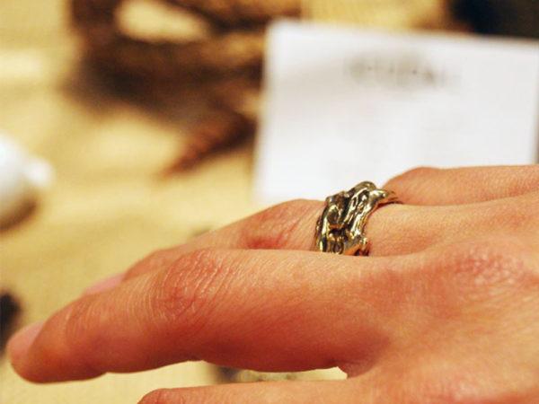 anello materica icudal
