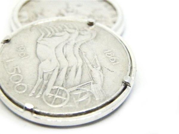 Ciondolo icudal 500 lire