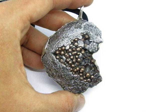 ciondolo pendente icudal le origini pezzo unico gioielli