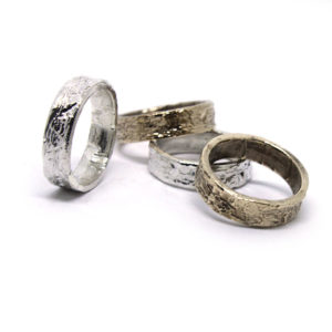 anello fede artigianale icudal