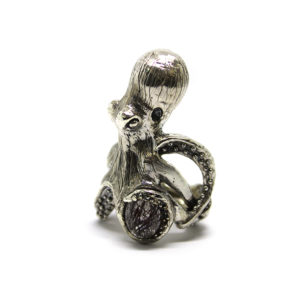 Anello Octopus Esploratore
