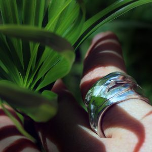anello materica icudal gioielli unici