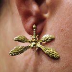 orecchini libellula icudal