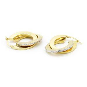 orecchini oro icudal