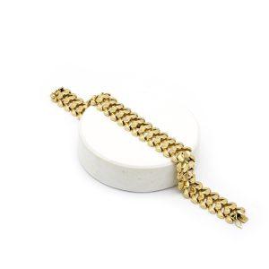 bracciale oro icudal